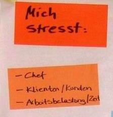 Führung und Stress: Chef als Stressor